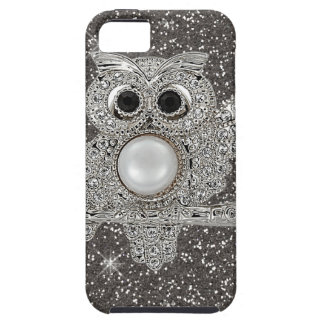 diamond owl iPhone SE/5/5s case