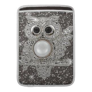 diamond owl sleeve for MacBook air