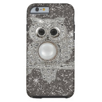 diamond owl tough iPhone 6 case