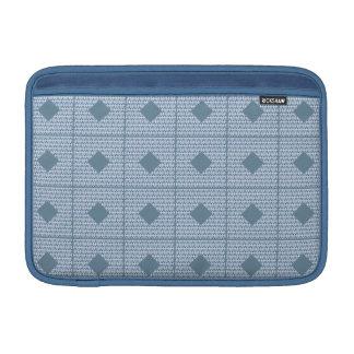 Diamond Patches custom iPad / laptop sleeve MacBook Air Sleeves