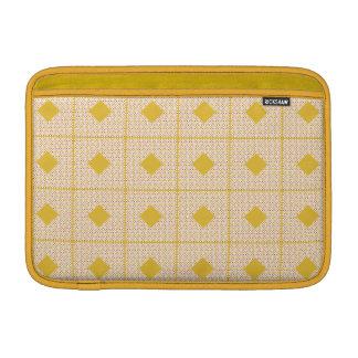 Diamond Patches iPad / laptop sleeve MacBook Air Sleeves