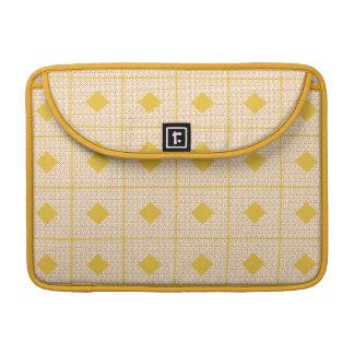 Diamond Patches Macbook sleeve Sleeves For MacBooks
