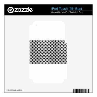 diamond pattern #2 iPod touch 4G skin