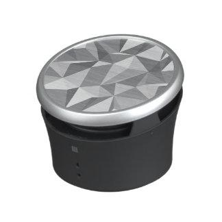 Diamond Pattern - Abstract Polygon Bluetooth Speaker