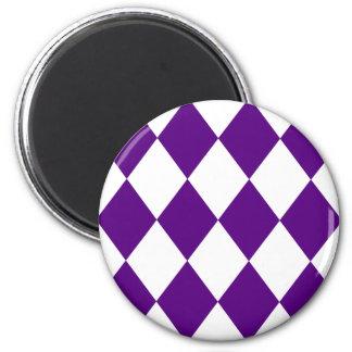 DIAMOND PATTERN in Deep Purple Magnets