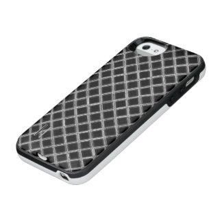 Diamond Pattern Uncommon Power Gallery™ iPhone 5 Battery Case