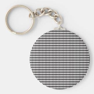 Diamond Pattern Keychain