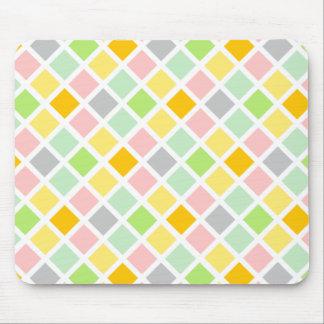 Diamond Pattern mousepad