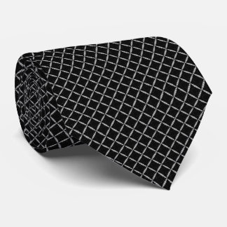 Diamond Pattern Neck Tie