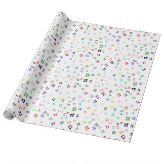 """Diamond Pattern Tyvek Wrapping Paper, 30"""" x 6' Wrapping Paper"""