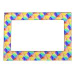 Diamond Patterns Sparkles Borders Magnetic Frames