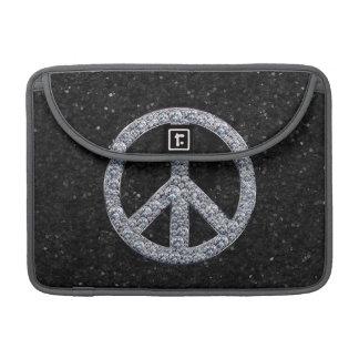 Diamond Peace Sign Macbook Sleeve Sleeve For MacBook Pro