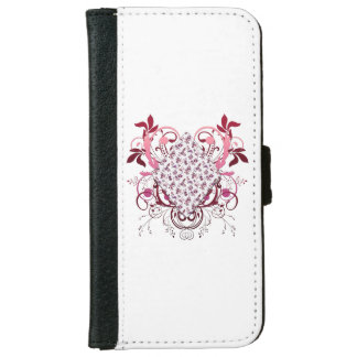 Diamond iPhone 6 Wallet Case