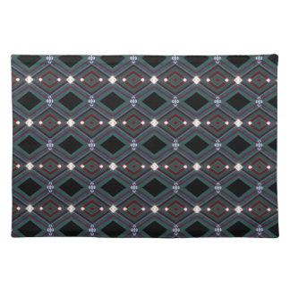 Diamond ~ placemat cloth place mat