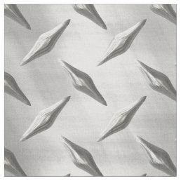 Diamond Plate 1 Custom Fabric