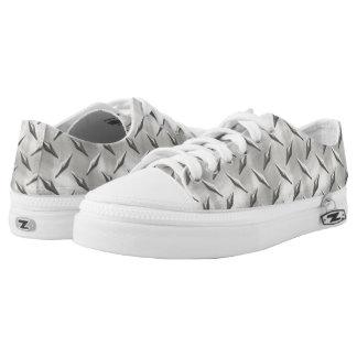 Diamond Plate 1 Low-Top Sneakers
