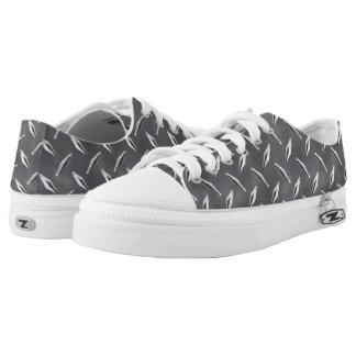 Diamond Plate 3 Low-Top Sneakers