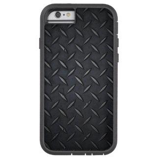 Diamond Plate Black iPhone 6 Case