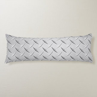 DIAMOND PLATE BODY PILLOW