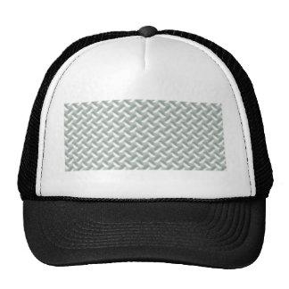 diamond plate mesh hat
