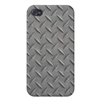 Diamond Plate iPhone 4 Skin Covers For iPhone 4