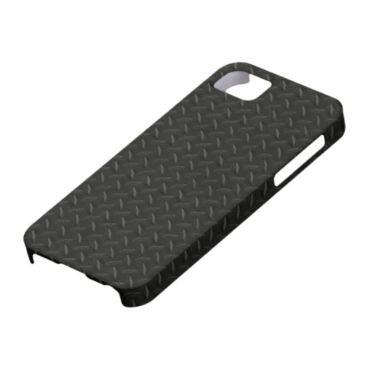 Diamond Plate iPhone 5 Case Mate Case