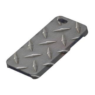 Diamond Plate iPhone SE/5/5s Case