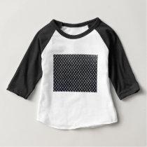 diamond-plate pattern baby T-Shirt