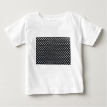 diamond-plate pattern baby T-Shirt