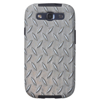 Diamond Plate Samsung Galaxy S3 Case