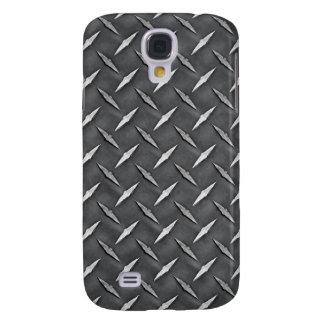 Diamond Plate Samsung Galaxy S4 Case