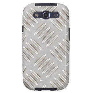 Diamond Plate Samsung Galaxy S Case Galaxy S3 Cover