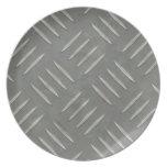 Diamond Plate Stainless Steel Textured