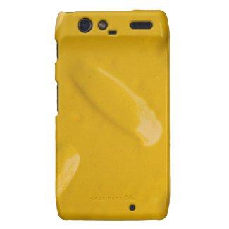 Diamond Plate Textures Motorola Droid RAZR Case