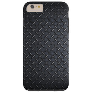 Diamond Plated Sheet Metal Tough iPhone 6 Plus Case