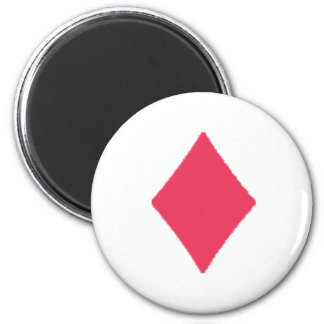 Diamond Playing Card Magnet