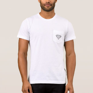 Diamond Pocket Tee