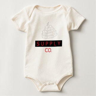 Diamond (poo) Supply Co. Infant Creeper Organic