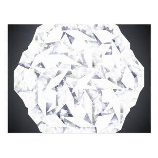 Diamond Postcard