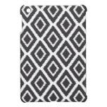 Diamond Print Ikat iPad Mini Cover