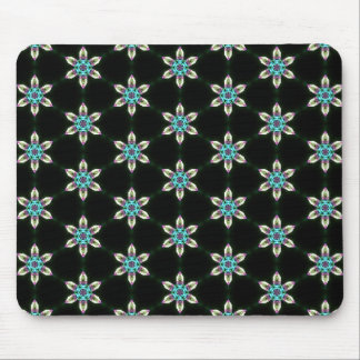 Diamond Prism Design Mouse Pad