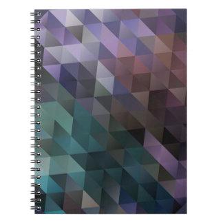 Diamond Prism Notebook