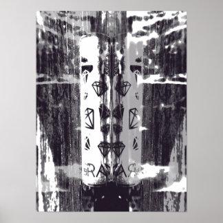 Diamond Rain Poster