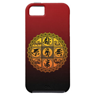 Diamond Realm 01 iPhone 5 Case
