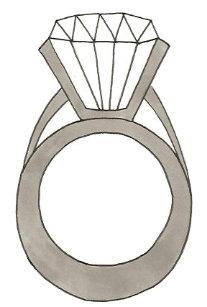 7cec8eb0b7620 Diamond Ring Bling Engagement Wedding Bride Flip Flops