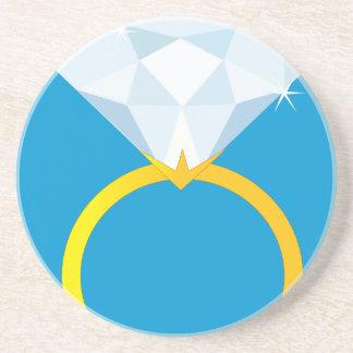 Diamond Ring Coaster