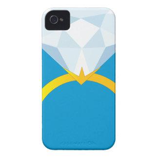 Diamond Ring iPhone 4 Case