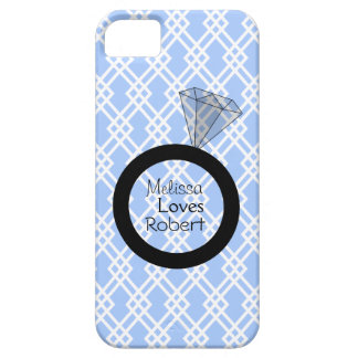 Diamond Ring iPhone 5 Case