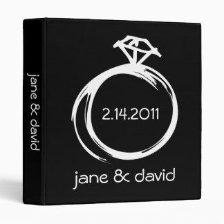 Diamond Ring Keepsake Binder