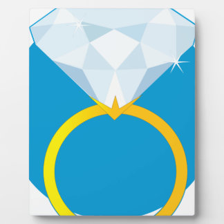 Diamond Ring Plaque